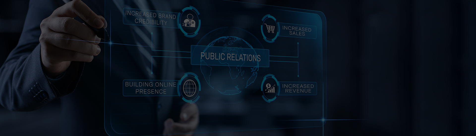 HERE IS HOW CORPORATES ARE TAKING ADVANTAGE OF MODERN PR METHODS
